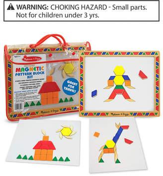 Melissa & Doug Kids Toys, Kids Magnetic Block Board Toys