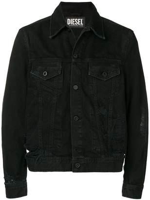 Diesel distressed jacket