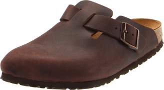 Birkenstock Original Boston Waxy Leather Regular width, Habana,0