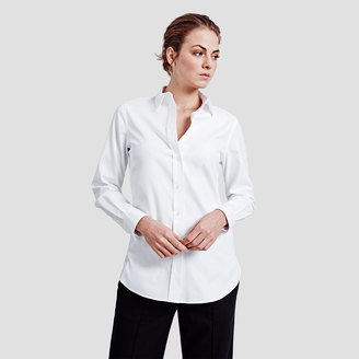 Grace Oxford Shirt $165 thestylecure.com