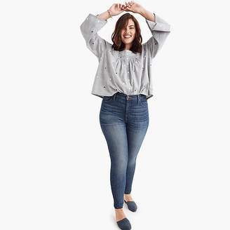 J.Crew Madewell high-rise skinny jeans: adjustable edition (sizes 33-37)