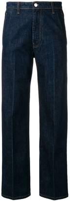 Helmut Lang wide leg jeans