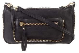 Linea Pelle Leather Crossbody Bag