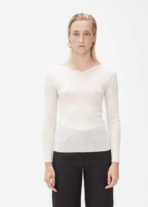 Totême Long Sleeve Toury Knit Top