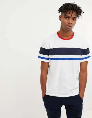 Jack and Jones Originals oversized t-shirt with body stripe