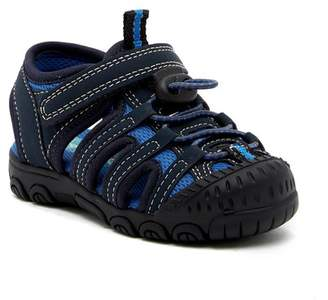 Valencia Imports Lil Lucas Sandal (Toddler)
