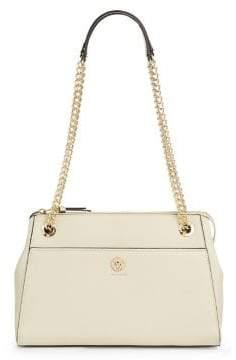 Anne Klein Toggle Chain Strap Shoulder Bag