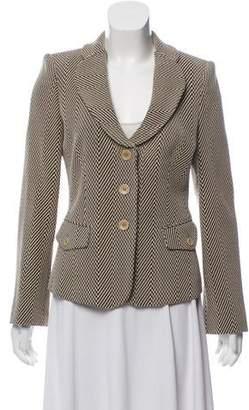 Armani Collezioni Wool-Blend Blazer