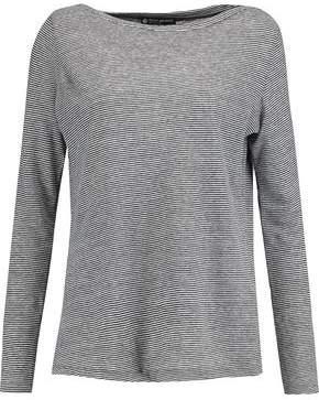 Petit Bateau Striped Linen T-Shirt