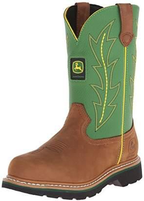 """John Deere Women's JD3286 10"""" Pull On Boot"""