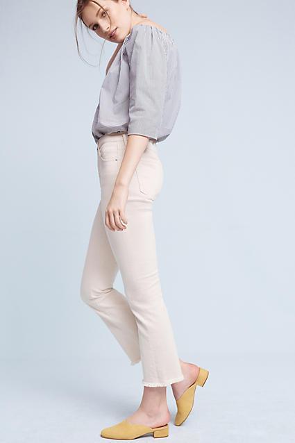 AG JeansAG Jeans AG Jodi High-Rise Kick-Flare Jeans