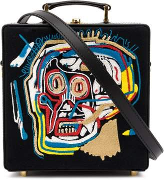 Olympia Le-Tan skull box bag