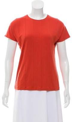 Akris Punto Lightweight Short Sleeve Top