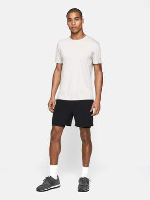Outdoor Voices Stretch Crepe Trail Short with Exposed Liner