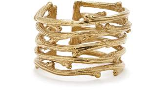 Chupi - Love Is All You Need Twig Ring Gold