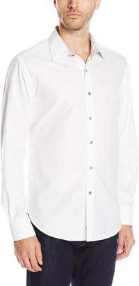 Robert Graham Men's Cullen Long-Sleeve Button-Down Shirt