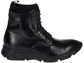 Raparo Lace-up Boots