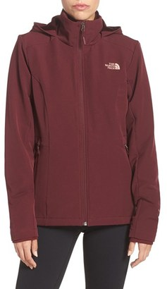 Women's The North Face 'Shelbe Raschel' Softshell Jacket $149 thestylecure.com