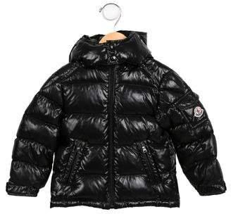 Moncler Girls' Maya Puffer Coat