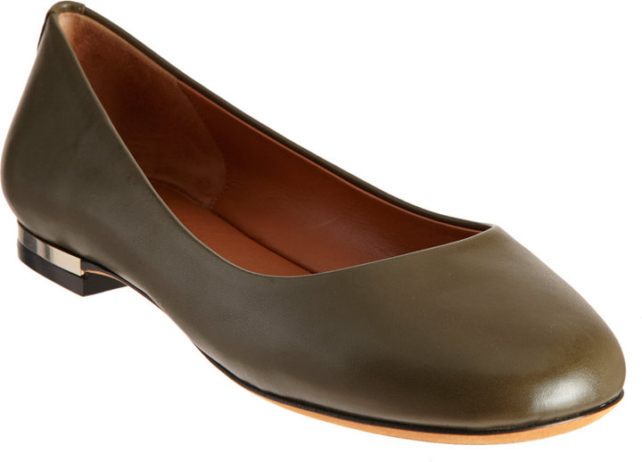 Givenchy Round Toe Ballet Flat