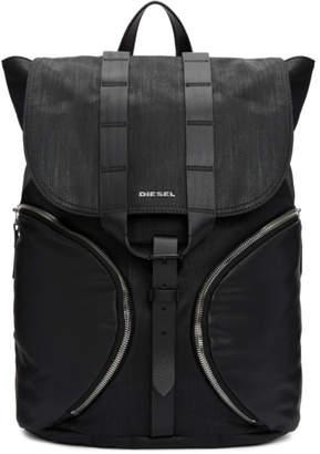 Diesel Black D-Xploration Backpack