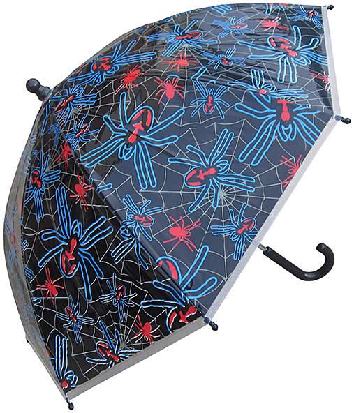 Blue Spider Umbrella