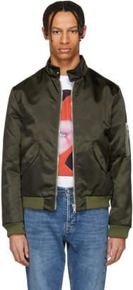 Harmony Black Maxwell Bomber Jacket