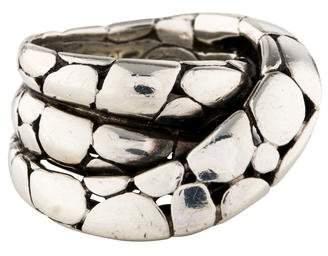 John Hardy Kali Overlap Ring