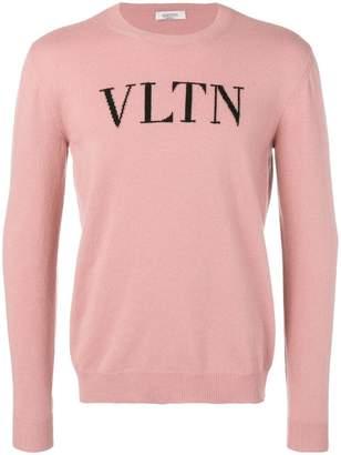Valentino VLTN logo jumper