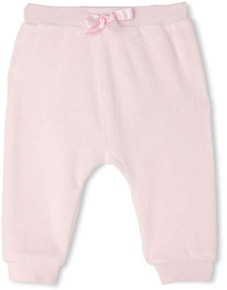 Sprout NEW Velour Track Pant Lt Pink