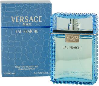 Versace Men's Eau Fraiche 3.4Oz Eau De Toilette Spray