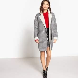matériau sélectionné bien pas cher style attrayant La Redoute Black Coats for Women on Sale - ShopStyle UK