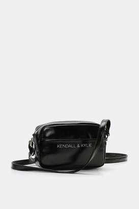 KENDALL + KYLIE Kendall & Kylie Patent Faux Leather Bag