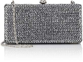 Deux Lux WOMEN'S STRAW CLUTCH