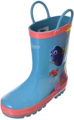 "Disney Finding Dory Girls' ""Under the Sea"" Rain Boots"