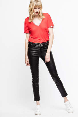 Zadig & Voltaire Tino Foil T-Shirt