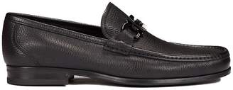 Salvatore Ferragamo Gancini Buckle Loafers