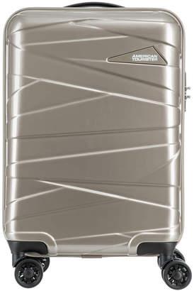 American Tourister (アメリカン ツーリスター) - Samsonite & American Tourister LIGHT GOLD WRAP SPINNER 55 TSA