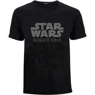 Star Wars Geek Clothing Rogue One Men's Logo T-Shirt