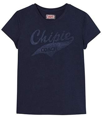 Chipie Girl's Evenement T-Shirt,(Manufacturer Size: 8A)