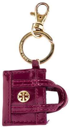 Tory Burch Leather Bag Charm