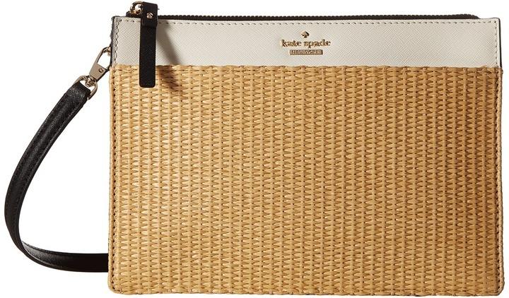Kate SpadeKate Spade New York - Cameron Street Straw Clarise Handbags
