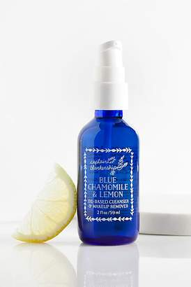 Captain Blankenship Blue Chamomile & Lemon Oil Based Cleanser and Makeup Remover