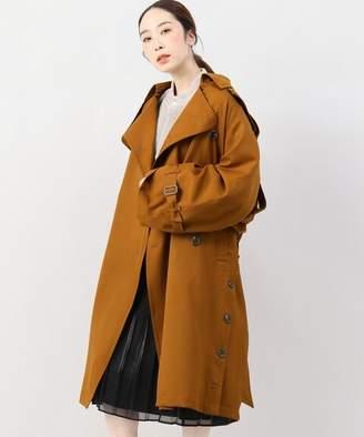 BOICE FROM BAYCREW'S KANIZSA Trench coat