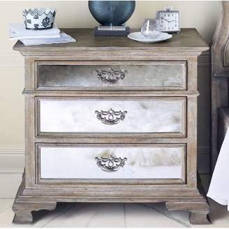 drawers p cool chest of large oversized mirrored drawer on