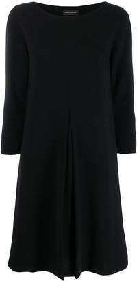 Roberto Collina inverted pleat dress
