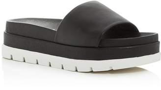 J/Slides Women's Bibi Platform Slide Sandals