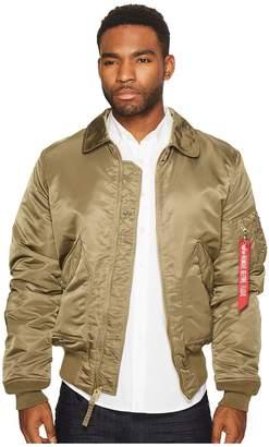 Alpha Industries CWU 45/P Slim Fit Jacket Men's Coat