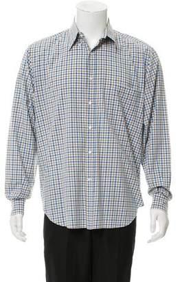 Loro Piana Casual Button-Up Shirt