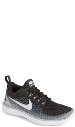 Women's Nike Free Run Distance 2 Running Shoe $120 thestylecure.com
